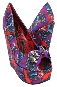 Iron Fist multi Wedges