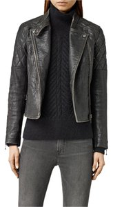 AllSaints Leather Leather Jacket
