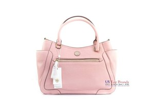 Tory Burch Frances Satchel in Pink