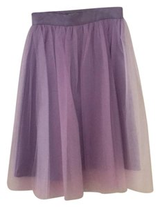 Shabby Apple Tulle Tulle Lilac Skirt purple