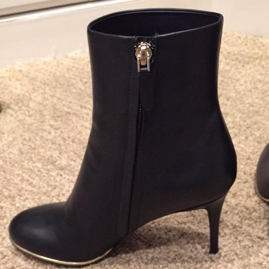 Givenchy Black Leather Boots