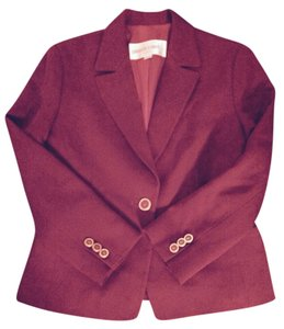 Pierre Cardin Red Blazer