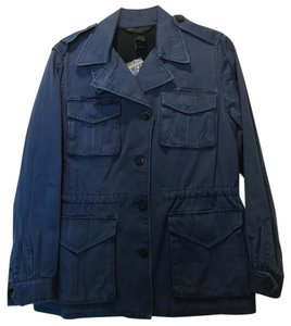 Marc by Marc Jacobs Utility Army Navy Military Jacket