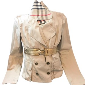 Burberry London beige Jacket