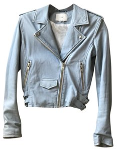 IRO Leather Motorcycle Moto Motorcycle Jacket