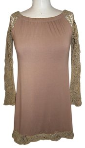 Union Of Angels short dress Lighting Mocha on Tradesy