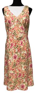 Ann Taylor LOFT short dress multicolor on Tradesy