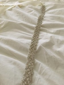 Swarovski Crystal Wedding Sash
