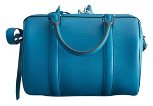 Louis Vuitton Sc Bb Sofia Coppola Copolla Satchel in Blue