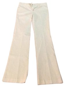 Theory White suit pant