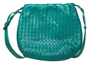 Bottega Veneta Crossbody Satchel Woven Shoulder Bag
