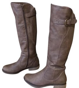 Bare Traps sienna (brownish) Boots