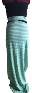 Black/sea foam green Maxi Dress by Hurley