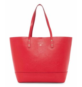 Cole Haan Beckett Workbag Pop Of Color Tote in Red
