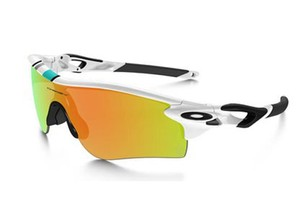 Oakley Oakley Radarlock Path 30YSE Polished White/Fire Iridium/Bl OO9181-30