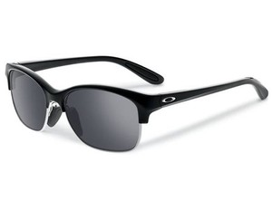 Oakley Oakley RSVP Polished Black/Black Iridium OO9204-02