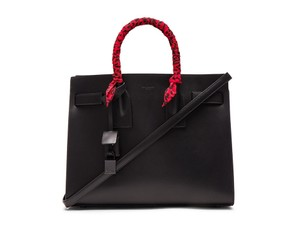Saint Laurent Sdj Sac De Jour Small Sac De Jour Tote in Black NWT Saint Laurent