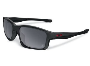 Oakley Oakley Scuderia Ferrari Chainlink (Asian Fit) Matte Steel/Blk Iridium