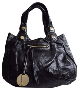 Gustto Italian Leather Hobo Bag