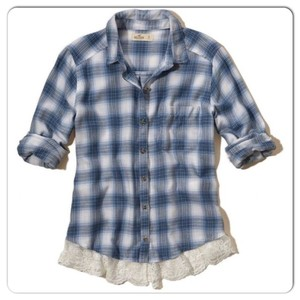 Hollister Button Down Shirt