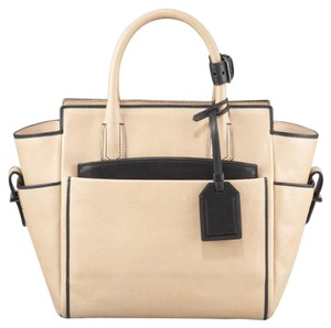 Reed Krakoff Satchel in nude/black