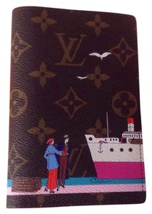 Louis Vuitton Louis Vuitton Transatlantic Illustre Monogram Passport cover wallet