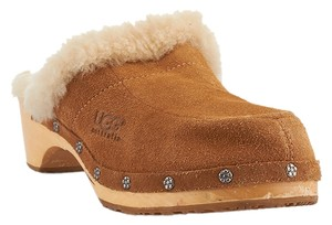UGG Boots Tan Mules