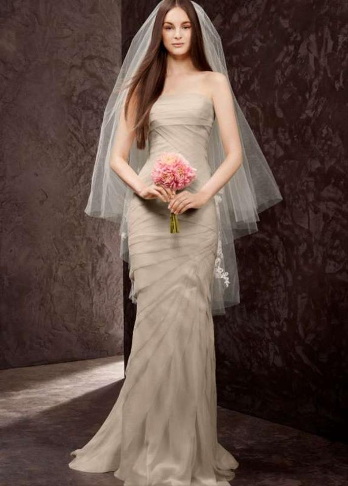 Vera wang vw351146 wedding dress on sale 67 off for Vera wang wedding dresses sale