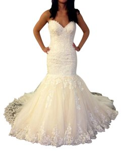 Maggie Sottero Mermaid Sweetheart Ball Gown Gown Structured Dress