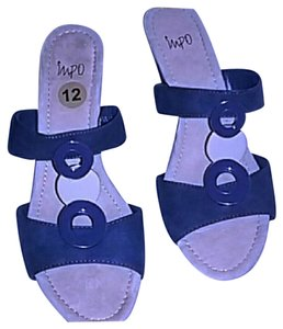 Impo BLUE Wedges