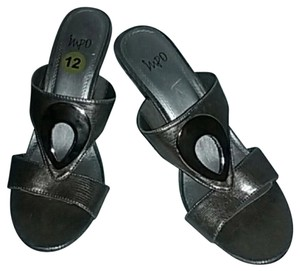 Impo PEWTER Wedges