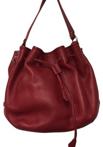 Cole Haan Leather Designer Bucket Bcbg Hobo Bag
