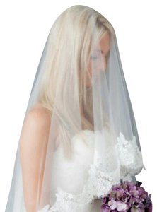 & Other Stories Hip Length Drop Veil