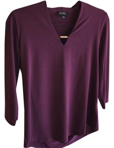 Jones New York Top purple