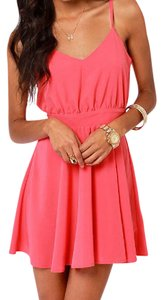 Lucy Love Flared Skirt Skater Lulus Dress