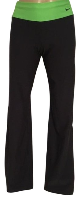 Item - Black & Green Athletic Activewear Bottoms Size 6 (S, 28)