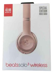 Beats By Dre wireless beats