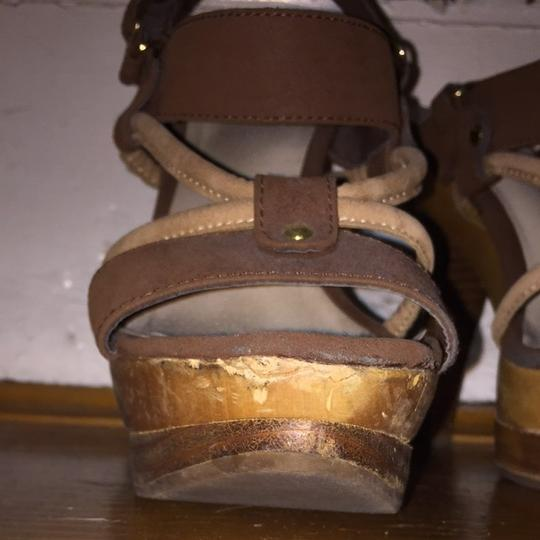Bakers Tan Sandals