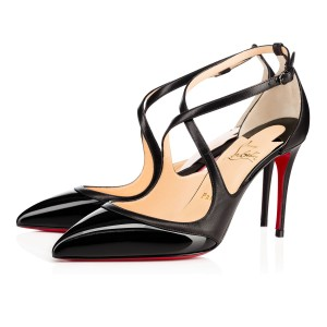 Christian Louboutin Crissos 85mm New black Pumps