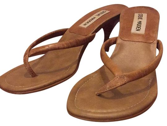 Preload https://img-static.tradesy.com/item/2108948/steve-madden-tan-sandals-size-us-65-regular-m-b-0-0-540-540.jpg