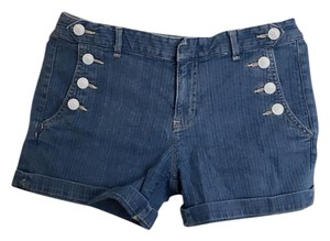 Tommy Hilfiger Mini/Short Shorts Denim blue