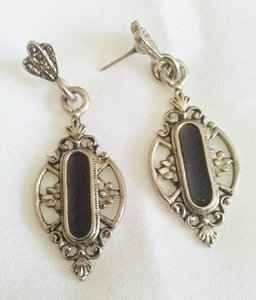 Other Gorgeous Natural Blue Sapphire & s Silver Earrings