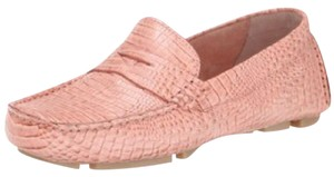 Cole Haan Leather Loafer pink Flats