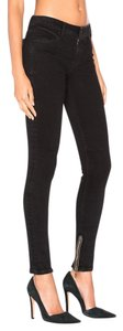 RTA Creepwer Wash Zippers At Hem Stretch Fit Skinny Jeans