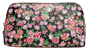 Coach Coach Limited Edition COSMETIC CASE 17 POSEY CLUSTER FLORAL 57597 NWt