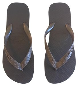 Havaianas Brown Sandals