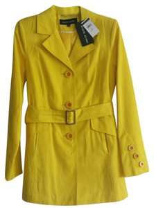 Black Rivet yellow Jacket