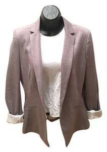 H&M Fitted gray Blazer