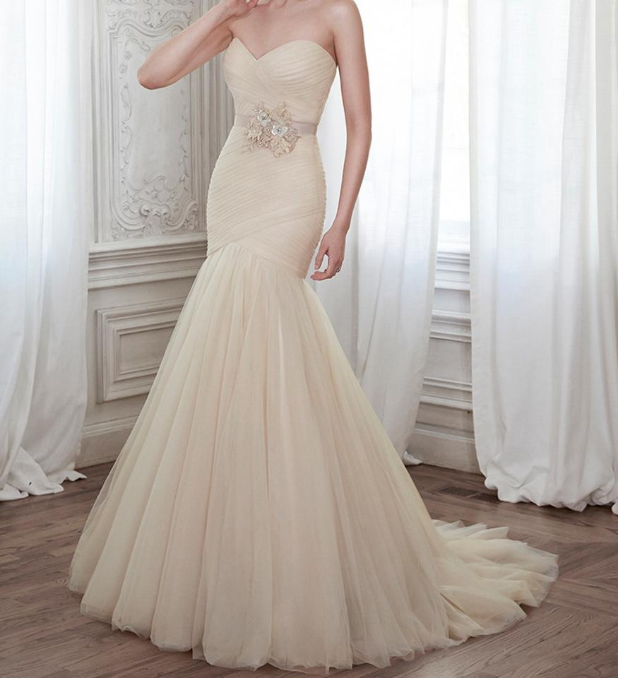 Maggie sottero 5mz134 wedding dress on sale 49 off for Maggie sottero wedding dress sale