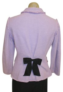 Moschino Moschino-Cheap-&-Chic-Violet-Purple-Skirt-Suit-Jacket 44-Skirt 46